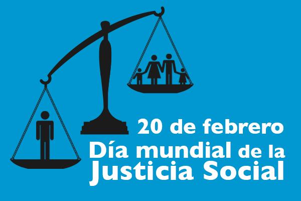 Resultado de imagen de dia mundial de la justicia social 2017