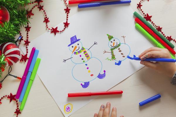 Concurso Dibuja La Navidad