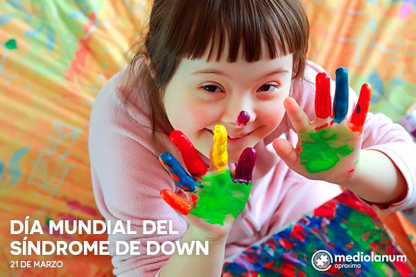 Día Mundial del Síndrome de Down 2018 | Mediolanum Aproxima