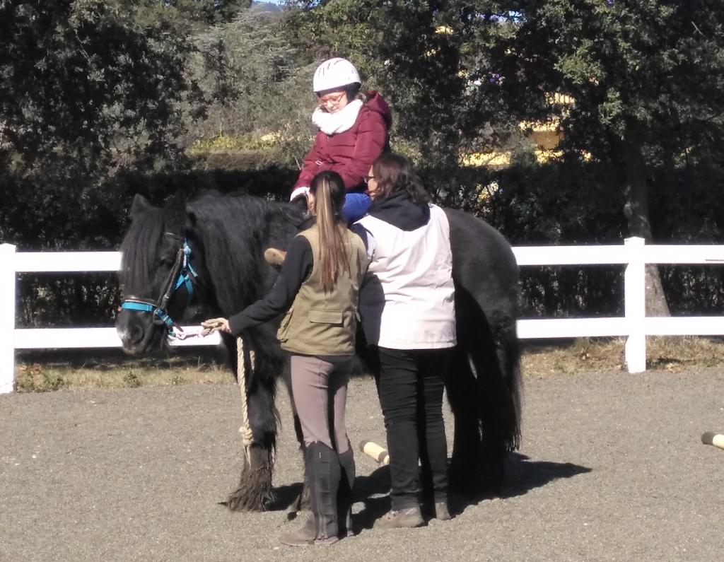 Fundación Teràpia a Cavall